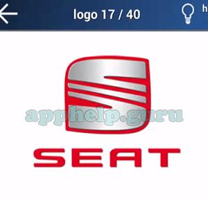 Quiz Juego de Logotipos: Nivel 6 Logo 17 Respuesta