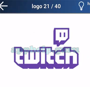 Quiz Juego de Logotipos: Nivel 6 Logo 21 Respuesta