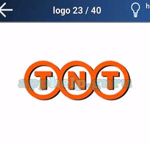 Quiz Juego de Logotipos: Nivel 6 Logo 23 Respuesta