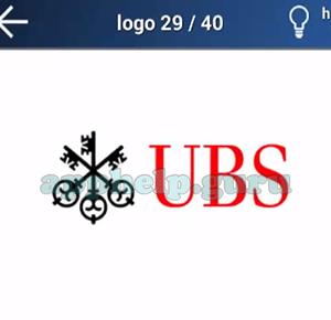 Quiz Juego de Logotipos: Nivel 6 Logo 29 Respuesta