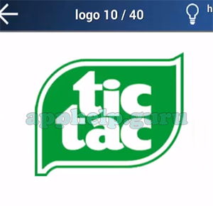 Quiz Logo Game: Level 9 Logo 10 Answer