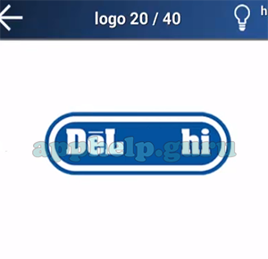 Quiz Logo Game: Level 9 Logo 20 Answer