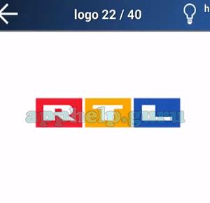 Quiz Logo Game: Level 9 Logo 22 Answer