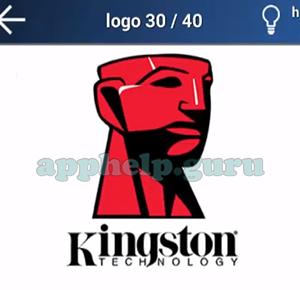 Quiz Logo Game: Level 9 Logo 30 Answer