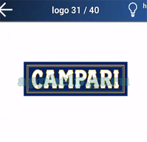 Quiz Logo Game: Level 9 Logo 31 Answer