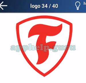 Quiz Logo Game: Level 9 Logo 34 Answer