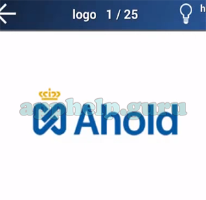 Quiz Logo Game: Netherlands Logo 1 Answer