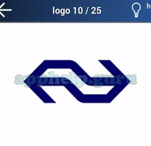 Quiz Logo Game: Netherlands Logo 10 Answer