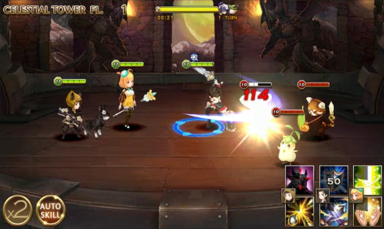 Seven Knights Screenshot 2