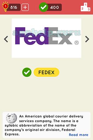 Delightful United States Level 2, Logo 22 Answer