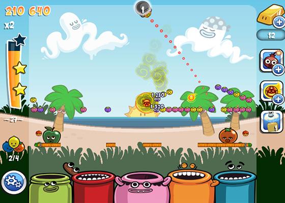 Papa Pear Saga Screenshot 3