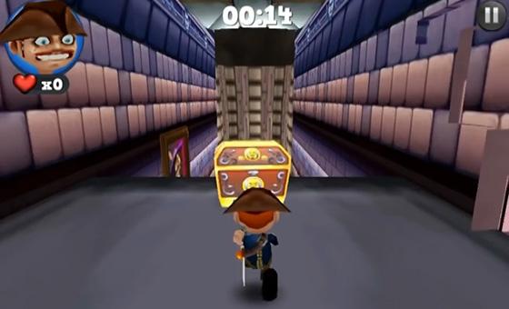 Running Fred Screenshot 3