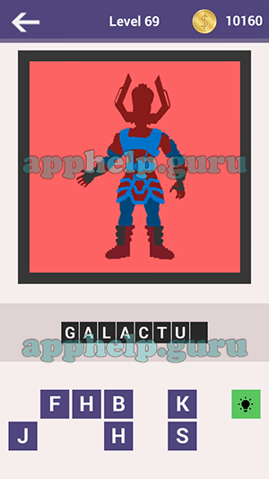 Anime Characters Quiz Answers : Guess the pixel character quiz level answer game