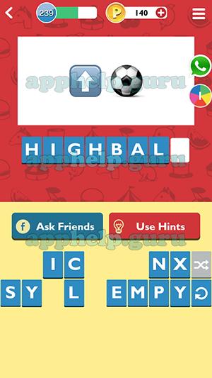 Guessup Emoji Level 239 Emoji 4 Answer Game Help Guru