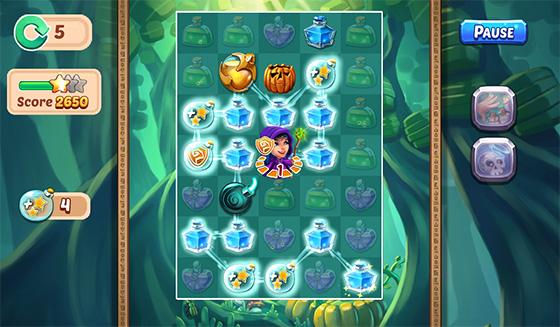 Hocus Puzzle Screenshot 3