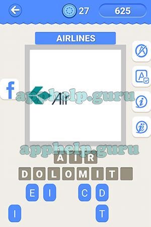 Logo Quiz Ultimate Answers Level 1 Airlines | www.pixshark ...