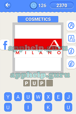 cosmetics logos quiz answers