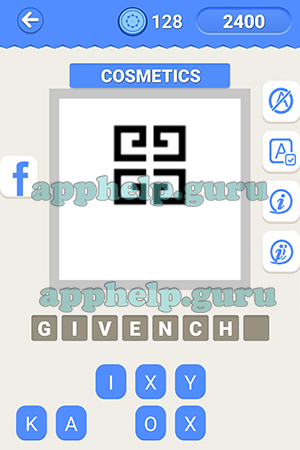 Logo Quiz Ultimate (Logo Quiz Icomania): Level 4 Cosmetics ...