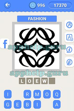 Logo Quiz Ultimate Logo Quiz Icomania Level 26 Fashion Lv2 Icon 5 Answer Game Help Guru