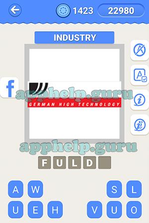 Logo Quiz Ultimate (Logo Quiz Icomania): Level 36 Industry ...  Logo Quiz Ultim...