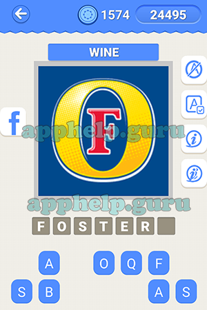 Logo Quiz Ultimate Logo Quiz Icomania Level 39 Wine Lv2 Icon 2