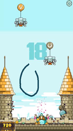 Magic Touch Screenshot 1