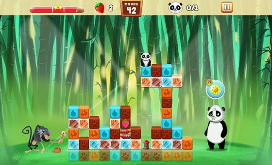 Panda Jam Screenshot 1