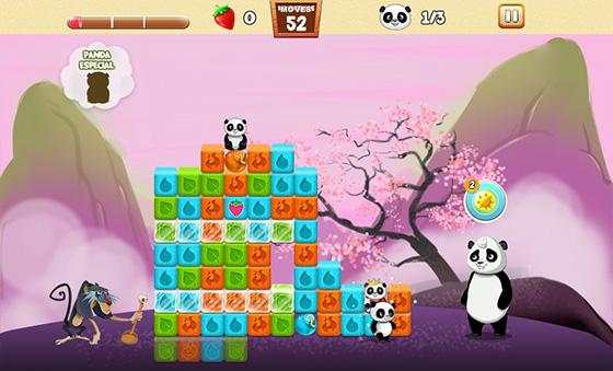 Panda Jam Screenshot 2