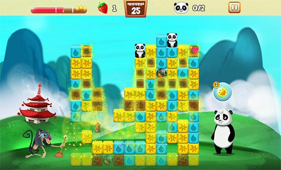 Panda Jam Screenshot 3
