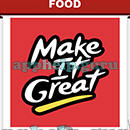 Slogan Logo Quiz: Slogan Make It Great Answer