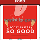 Slogan Logo Quiz: Slogan Today tastes so good Answer