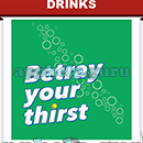 Slogan Logo Quiz: Slogan Betray Your Thirst Answer