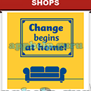 Slogan Logo Quiz: Slogan Change Begins At Home Answer