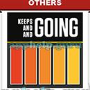 Slogan Logo Quiz: Slogan Keep Going And Going Answer