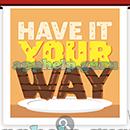 Slogan Logo Quiz: Slogan Have It Your Way Answer
