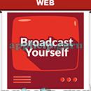 Slogan Logo Quiz: Slogan Broadcast Yourself Answer