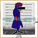 Cartoon Quiz Characters (Tomasz Wroblewski): Level 25 Character 9 Answer