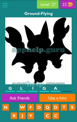 guess the pokemon level 27 answer game help guru