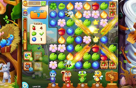 Forest Rescue Screenshot 3