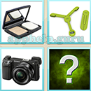 Guess Word - 4 Pics 1 Word (WedSoft and Weizoo): Level 1 Answer