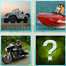 Guess Word - 4 Pics 1 Word (WedSoft and Weizoo): Level 104 Answer