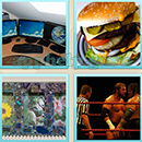 Guess Word - 4 Pics 1 Word (WedSoft and Weizoo): Level 129 Answer