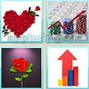 Guess Word - 4 Pics 1 Word (WedSoft and Weizoo): Level 135 Answer