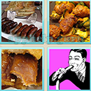 Guess Word - 4 Pics 1 Word (WedSoft and Weizoo): Level 51 Answer