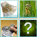 Guess Word - 4 Pics 1 Word (WedSoft and Weizoo): Level 56 Answer