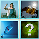 Guess Word - 4 Pics 1 Word (WedSoft and Weizoo): Level 91 Answer