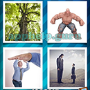 4 Pics 1 Word (Words Mobile): Level 251 Answer