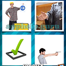 4 Pics 1 Word (Words Mobile): Level 278 Answer