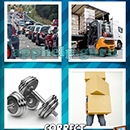 4 Pics 1 Word (Words Mobile): Level 74 Answer