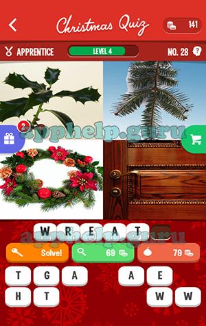 Christmas Quiz 28